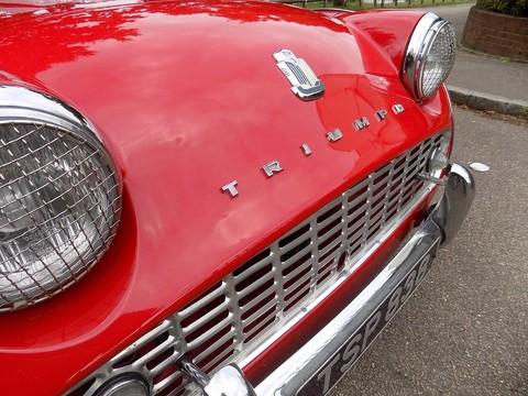 Triumph TR3 TR3A 45