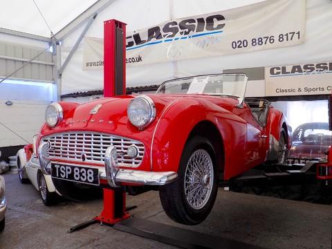 Triumph TR3 TR3A 61