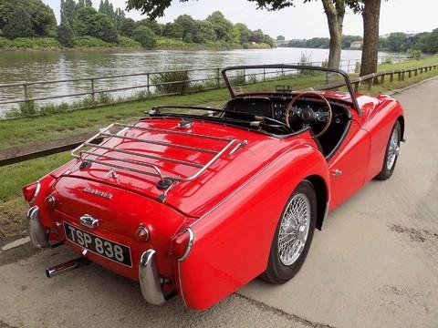Triumph TR3 TR3A 66