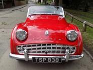 Triumph TR3 TR3A 70