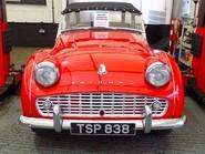 Triumph TR3 TR3A 73