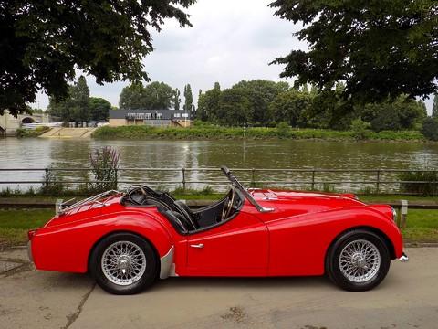 Triumph TR3 TR3A 1