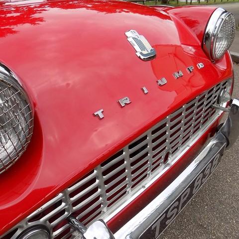 Triumph TR3 TR3A