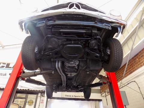 Mercedes-Benz SL Series 280SL Pagoda Sports 24