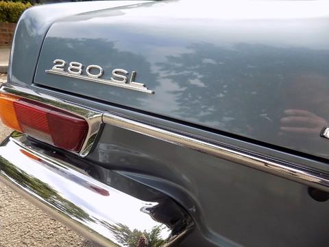 Mercedes-Benz SL Series 280SL Pagoda Sports 68
