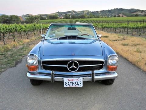 Mercedes-Benz SL Series 280SL Pagoda Sports 80
