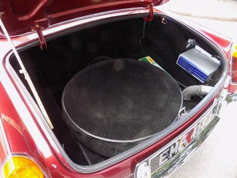 MG B V8 ROADSTER 60