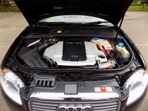 Audi A4 3.0 TDI QUATTRO DPF 16