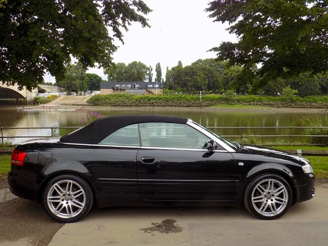 Audi A4 3.0 TDI QUATTRO DPF 25