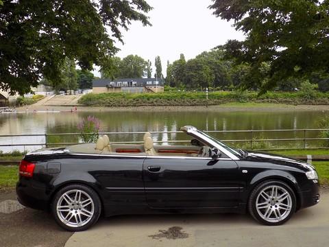 Audi A4 3.0 TDI QUATTRO DPF 26