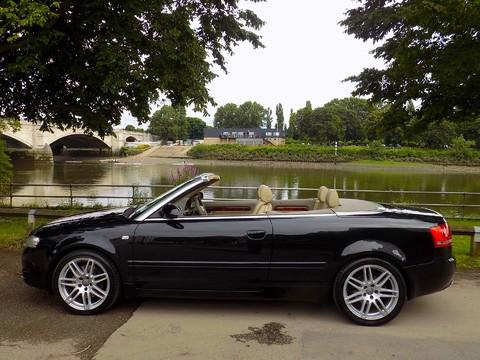 Audi A4 3.0 TDI QUATTRO DPF 28