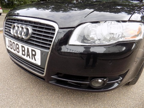 Audi A4 3.0 TDI QUATTRO DPF 49
