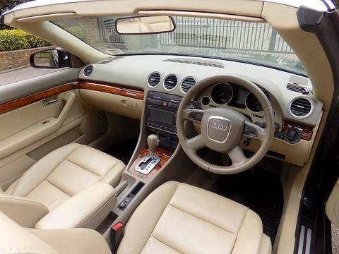 Audi A4 3.0 TDI QUATTRO DPF 1