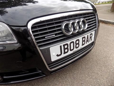 Audi A4 3.0 TDI QUATTRO DPF 3