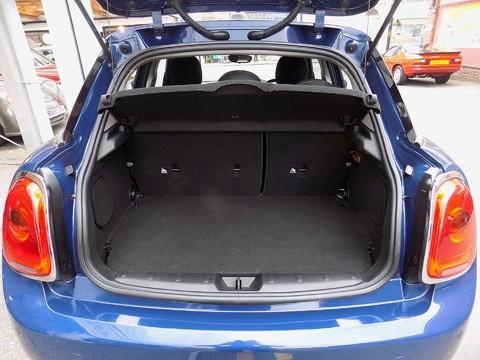 Mini One 5 Door Hatchback 11