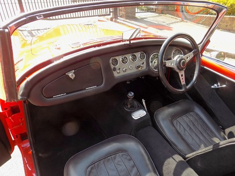 Daimler SP250 Dart 60