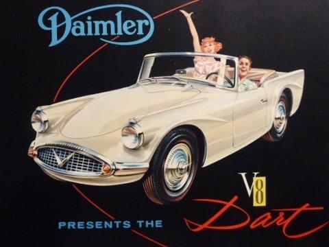 Daimler SP250 Dart 70