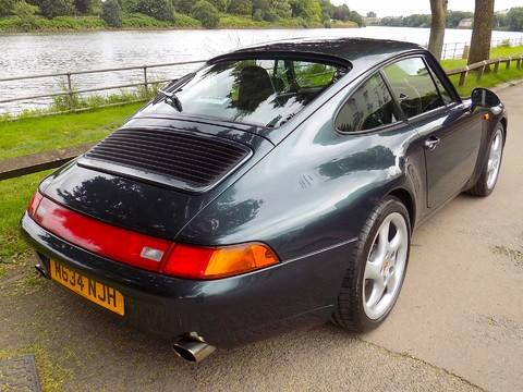 Porsche 911 993 CARRERA 2 4