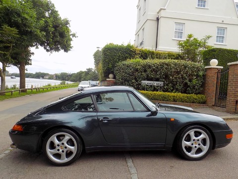 Porsche 911 993 CARRERA 2 45