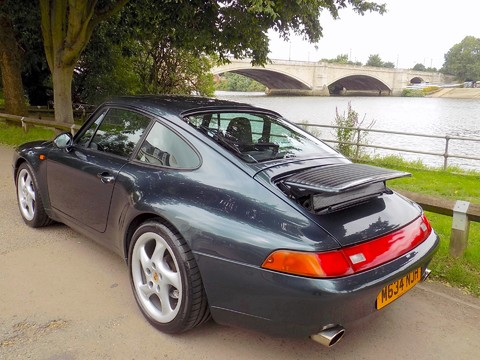 Porsche 911 993 CARRERA 2 49