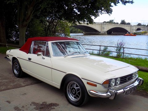 Triumph Stag MK1 - Manual with Overdrive 1