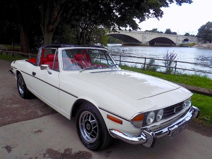 Triumph Stag MK1 - Manual with Overdrive