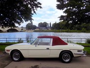 Triumph Stag MK1 - Manual with Overdrive 6