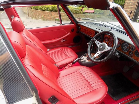 Triumph Stag MK1 - Manual with Overdrive 7