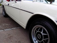 Triumph Stag MK1 - Manual with Overdrive 18
