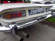 Triumph Stag MK1 - Manual with Overdrive 20