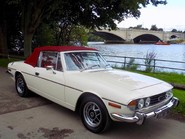 Triumph Stag MK1 - Manual with Overdrive 26