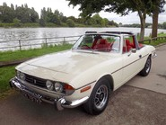 Triumph Stag MK1 - Manual with Overdrive 27