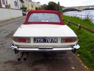 Triumph Stag MK1 - Manual with Overdrive 28