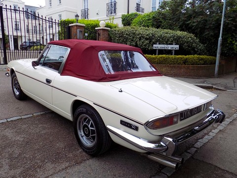 Triumph Stag MK1 - Manual with Overdrive 48