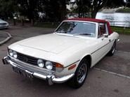 Triumph Stag MK1 - Manual with Overdrive 50