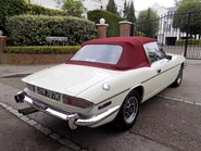 Triumph Stag MK1 - Manual with Overdrive 51