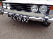 Triumph Stag MK1 - Manual with Overdrive 57