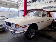 Triumph Stag MK1 - Manual with Overdrive 60