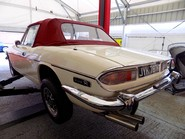 Triumph Stag MK1 - Manual with Overdrive 61