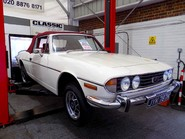 Triumph Stag MK1 - Manual with Overdrive 63