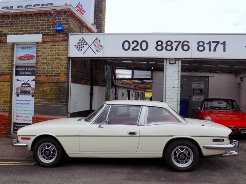 Triumph Stag MK1 - Manual with Overdrive 66