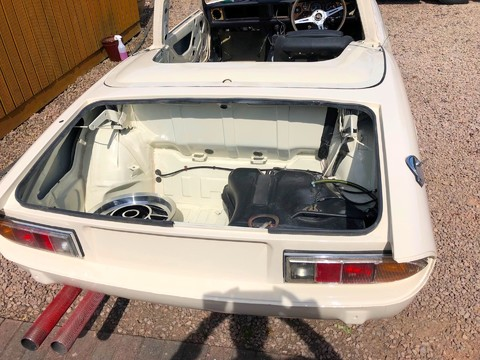Triumph Stag MK1 - Manual with Overdrive 68