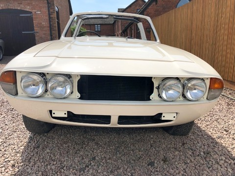 Triumph Stag MK1 - Manual with Overdrive 69