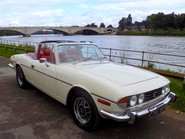 Triumph Stag MK1 - Manual with Overdrive 71
