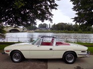 Triumph Stag MK1 - Manual with Overdrive 79