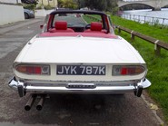 Triumph Stag MK1 - Manual with Overdrive 80