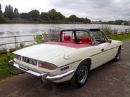 Triumph Stag MK1 - Manual with Overdrive 82