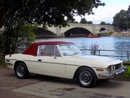 Triumph Stag MK1 - Manual with Overdrive 84