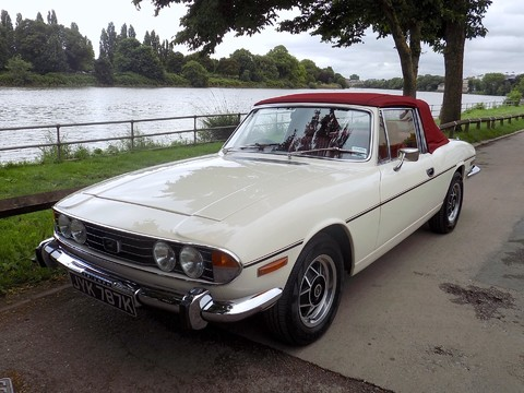 Triumph Stag MK1 - Manual with Overdrive 85