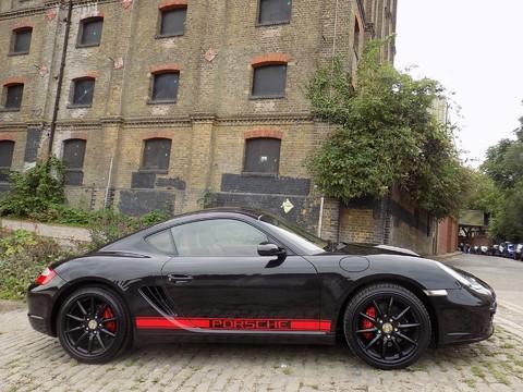 Porsche Cayman S 5